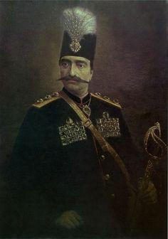 Naser al-Din Shah Qujar (King of Iran)