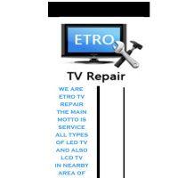 Infographic: etro tv repair