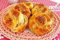Açma (Yumuşacık) - Nefis Yemek Tarifleri - deniz su Greek Cooking, Cooking Time, Turkish Recipes, Ethnic Recipes, Pastry Cake, Bakery, Food And Drink, Yummy Food, Homemade