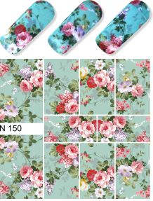 These water decals of lovely arrangement of pink roses with a light blue background for a gorgeous floral nails. Slider Design, Light Blue Background, Nail Art Tools, Art Store, Sliders, Pink Roses, Floral Tie, Decals, Nails