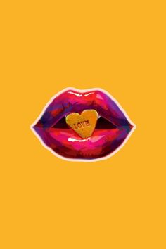 Lip Art, Pop, Black, Display, Popular, Pop Music, Black People, Lipstick Art