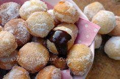 Bombette alla nutella dolci facili e veloci | Arte in Cucina