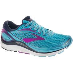 7821d0f19325f Brooks Transend 4 Women s Running Shoes Bluefish Peacoat Cactus Flower    The Brooks Transcend