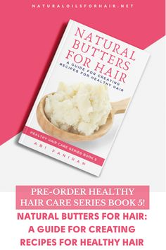 Natural Butters for Hair is the next resource in the Healthy Hair Care Series. Natural butter is extremely beneficial for hair especially dry hair and 4C hair. Learn about over 20 kinds of hair butters and how to use them! #haircare #curlyhair #beauty #hair #naturalhair #hairbutter #naturalbuttersforhair #hairbuttersfornaturalhair #naturalbutters #bestbutterfornaturalhair Natural Hair Care, Natural Hair Styles, Create A Recipe, 4c Hair, Hair Growth Oil, Healthy Hair, Curly Hair Styles, Butter, Recipes