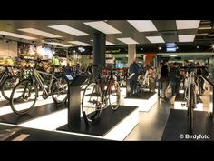 Rose Biketown, Munich by blocher partners Bike Experience, Marketing Communications, Munich, Videography, Showroom, Retail, Rose, Youtube, Pink