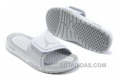 b12eabe435bbb7 Air Jordan Hydro 2 Sandals Homme Blanc Top Deals