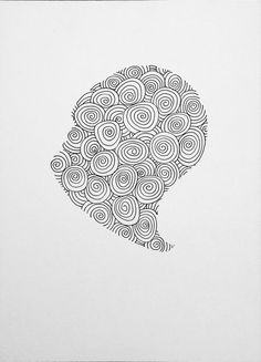 """andrea mattiello """"in volo"""" pennarello su carta cm 25x35; 2013 #art #arte #contemporanea #disegno #drawing #collage #paper"""