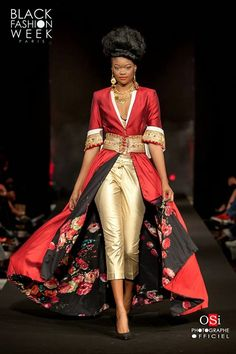 LA PREMIERE JOURNEE DE LA BLACK FASHION WEEK DE PARIS EN IMAGES | Kita by Amenan…                                                                                                                                                                                 Plus