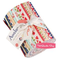 Avalon Dessert Roll Fig Tree Quilts for Moda Fabrics