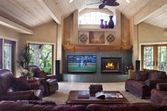 Living room from Million Dollar Views property