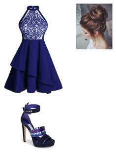 """""""Untitled #210"""" by chuchu-cli on Polyvore featuring Jimmy Choo"""