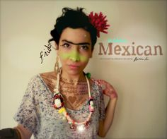 urban mexican  neckalce by 'Há Monstros Debaixo da Cama' You can order worldwide!  Email us: porta.dezasseis@gmail.com