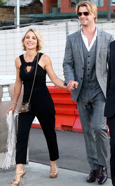 Chris Hemsworth & Elsa Pataky from The Big Picture: Today's Hot Pics