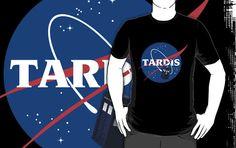 Doctor Who TARDIS NASA by creighton10