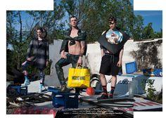 Lucas Mascarini at Fashion, Florian DesBiendrasat L'Uomo Elite and Vladimir Averyanov at I Love captured by the lens ofDaniel Rodrigues