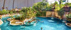 Het grootste tropisch zwemparadijs ter wereld is vlakbij!