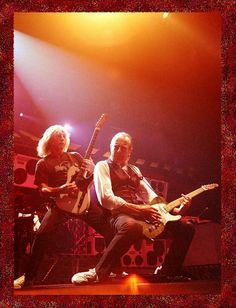 Rick Parfitt, Status Quo, Concert, Guitar, Recital, Festivals, Guitars