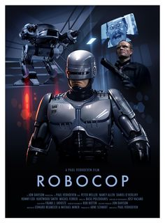 ROBOCOP - by Candykiller http://www.candykiller.com/extras/roboposter.png