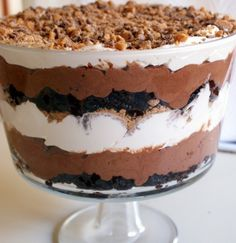 Death by Chocolate Recipe: A Party in a Bowl - Our Kitchen Counter