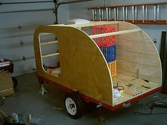 How To Build A Teardrop Trailer/Assembling the Body - Wikibooks, open books for an open world