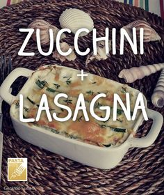 Zucchini and Lasagna make a perfect pair in our crave-worthy Grilled Summer Vegetable Lasagna. [Promotional Pin]