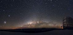 Púšť Atacama v Chile. Najlepšie miesto na sledovanie hviezd
