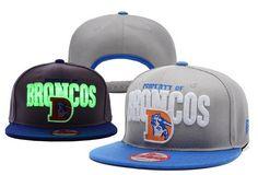 #NFL Denver #Broncos New Era 9Fifty Stitched #Snapback #Hats #DB4L $8.9