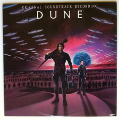 """VERY RARE """"Dune"""" Vinyl Soundtrack - Excellent Condition on Etsy, Sold"""