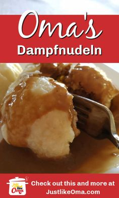 ❤️ Dampfnudeln are the German steamed buns that are used either as a main dish or a dessert. They surely bring back memories of Oma's kitchen. buns recipes recipes chicken recipes chicken recipes Source by pattifrose Greek Recipes, New Recipes, German Recipes, Healthy Recipes, German Desserts, French Recipes, Favorite Recipes, German Dumplings, Amigurumi