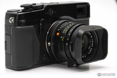 Fuji X-Pro 1 and Leica Summicron 35mm ASPH using Kipon M to XF adapter, via Flickr.