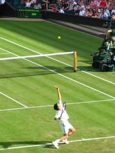 Tim_Henman_Wimbledon_2005_1.jpg (2304×3072) Wimbledon is starting in a month. Get your tickets now!