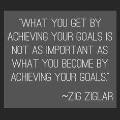 Golden Rules of Goal Setting