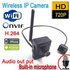 Hidden Wireless IP Cameras - SEE THE WORLD'S BEST COVERT HIDDEN CAMERAS AT http://www.spygearco.com/mini-clock-cameras.php