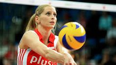 She's my favourite volleyball player. Anna Werblińska, she plays in Chemik Police club. She's one of the most appreciated player by magazines. I love her! :)