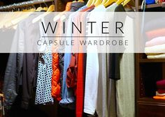 I'm super excited to finally reveal my winter capsule wardrobe with product links!! In this post I share how I reduced my winter wardrobe to 50 pieces.