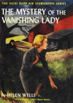 Leaving the guard bound and gagged, Vicky neared the mysterious farm house, unaware she was being watched! Tie Up Stories, Nurse Stories, Vintage Book Covers, Vintage Children's Books, Vintage Ads, Books For Teens, Teen Books, Pulp Fiction Book, Novels To Read