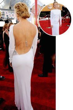 Kate Hudson In Emilio Pucci at the 2010 Screen Actors Guild Awards   - ELLE.com (==