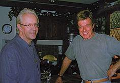 Michael_Feeney_Callan_with_Robert_Redford,_Dublin,_1999