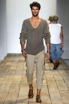 Greg Lauren Spring Summer 2016 Primavera Verano - #Menswear #Trends #Tendencias #Moda Hombre - New Yoek Fashion Week - Male Fashion Trends