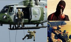 SAS launch operation to kill Jihadi John
