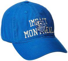 34265c08ea1 adidas MLS Montreal Impact Adult Men MLS SP17 Fan Wear Throwback Slouch  Flex
