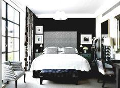 Teppichboden schlafzimmer ~ Offenes schlafzimmer mit fensterfront und bett atenea von
