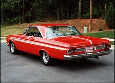 1964 Plymouth Sport Fury 426/425 HP, 4-Speed http://www.pinterest.com/shorrobi/classic-auto-trader/