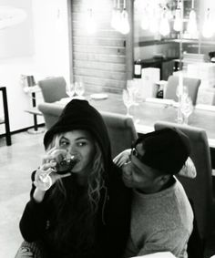OMG! They are so cute, I love their relationship. They've made for each other.