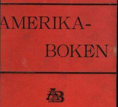 Amerikaboken - för emigranter, utgiven 1893