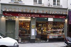 Boulangerie Gosselin | T : +33 1 45 08 03 59  Adresse : 125, rue Saint Honoré - Paris 1er arrondissement