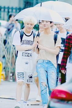 #Seventeen #Hoshi #Joshua Realizing that they're part of the hyung line despite the fact that  they look like maknaes!