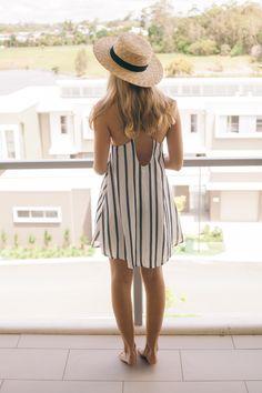 'Weekend Stripes' via Chasing Daylight www.chasingdaylight.com.au