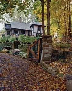 The Keegan Home - stone hill from country living
