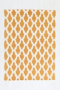 Magical Thinking Flourish Tile Handmade Rug $44-$200 Urban Outfitters